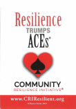 Community Resilience Initiative's: Resilience Trumps ACES card deck